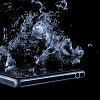"Sony teases Xperia Z1 aka Honami will be water-resistant: ""about to make a splash"""
