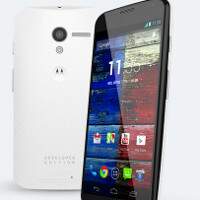 Motorola's own website outs the 32GB Motorola Moto X Developer Edition