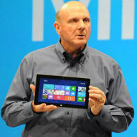 Questionable rumor: Ballmer pushed out because of $900M Surface RT debacle