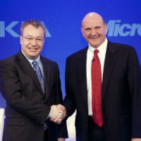 Nokia's Stephen Elop reportedly on the shortlist for Microsoft CEO