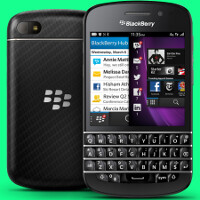 BlackBerry Q10 to be launched by Sprint on August 30th