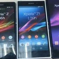 Sony Honami mockup confirms Sony Xperia Z1 name