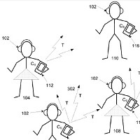 Apple patent lets iOS users distribute and attend a private concert