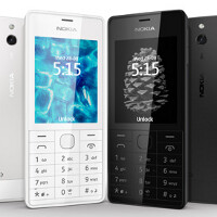 Nokia 515 is a Series 40 powered handset made with aluminum