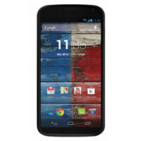 Verizon Moto X now available in woven white or black