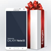 Spigen website shows Samsung Galaxy Note III render, confirms September 4th unveiling