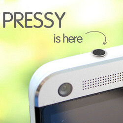 Pressy brings the configurable physical button you always missed on your Android smartphone