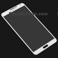 Samsung Galaxy Note III front glass panel leaks out again