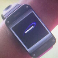 Samsung Galaxy Gear smartwatch leaked Sunday was just a prototype, not the finished design