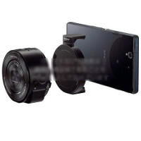 New photos of Sony Smart Shot lens show how they attach to your phone