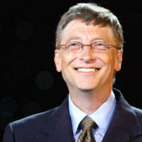 Bill Gates may be the