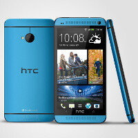 Blue HTC One and HTC One mini break cover, release date set for Q4 2013