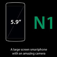 Oppo N1 to have huge 5.9