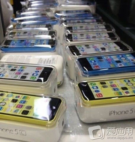 New iPhones reportedly arriving in U.S. ahead of announcement