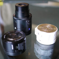 Hands-on with the add-on lens