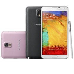 "Samsung Galaxy Note 3 enters the phablet ring: 5.7"" AMOLED display and new S Pen"