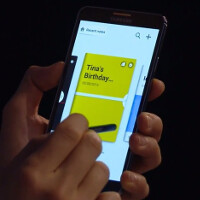 Samsung Galaxy Note 3's new software features detailed