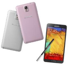 Samsung Galaxy Note 3 vs Note II vs Note specs comparison: notable evolution