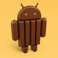 Larry Page just got the new Android release: KitKat
