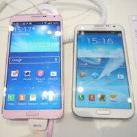 Samsung Galaxy Note 3 vs Samsung Galaxy Note 2: first look