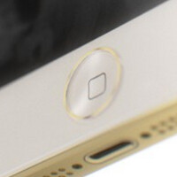 Artist draws renders of new Apple iPhone 5S home button