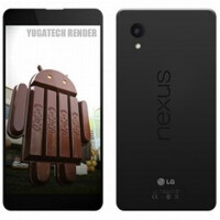 Nexus 5: first proper, leaks-based renders look exciting