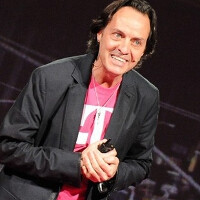 Legere: T-Mobile's message responsible for surge in customers, not the Apple iPhone