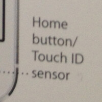 Purported Apple iPhone 5S user guide diagram shows new Home button/Touch ID sensor