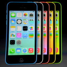 The colorful iPhone 5C is official: review Apple