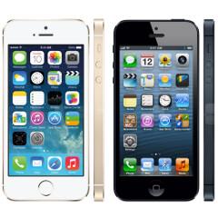 Apple iPhone 5s vs iPhone 5c vs iPhone 5 specs comparison: spot the differences