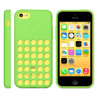 Apple's iPhone 5S and iPhone 5C cases come in many colors, September 20 release date