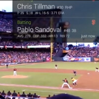 Google Glass app Blue is a Glass wearer's best companion at the ballpark