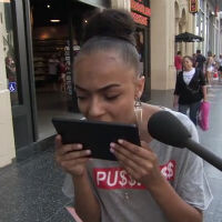 Jimmy Kimmel pulls the same iPhone prank, but this time with an iPad mini