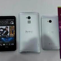 HTC One Max phablet winks from new pictures with possible rear fingerprint scanner