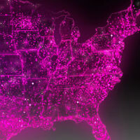 T-Mobile's LTE network now covers 180 million people in 154 markets