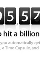 Apple celebrates 1,000,000,000 apps downloaded this month?