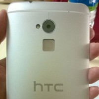 Latest snaps of HTC One Max reconfirm fingerprint scanner