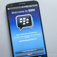 BlackBerry for Android leaks, but doesn't work