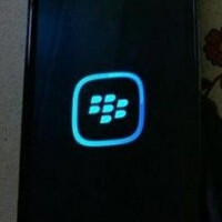 New photo of the BlackBerry Aristo Z30 leaks, posing with the Sony Xperia Z1