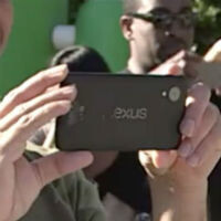 Real world Nexus 5 leak shows Android 4.4 KitKat boot animation