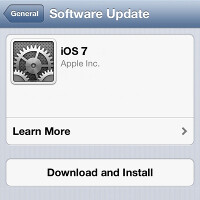 Have you received the iOS 7 update yet? Let us know when you do!