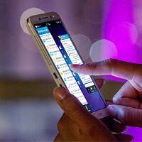 BlackBerry Z30 announced: 5