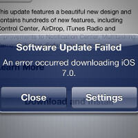Any iOS 7 update issues? Report them here!