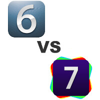 iOS 6 vs iOS 7: did performance drop?