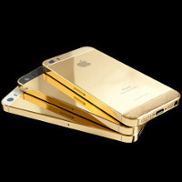 $4400 for an iPhone 5s? Yes, if you want it in gold, platinum or rose gold