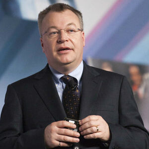 Stephen Elop to earn $25.4 million to return to Microsoft