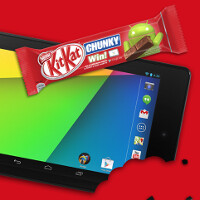 Give us a break: Nestle's Facebook page confirms October Android 4.4 launch