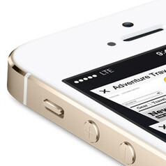 Global LTE carrier support with the iPhone 5s and 5c for Verizon, AT&T, Sprint and T-Mobile