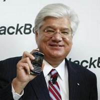 Former RIM co-chair Lazaridis wants to lead a group interested in buying BlackBerry?