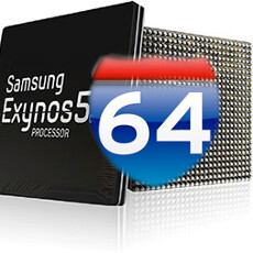 Samsung in 'final stages' with a 64-bit Exynos processor, prime candidate for the Galaxy S5